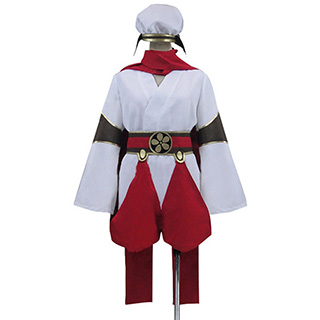 ケイオスドラゴン赤竜戦役 忌(い)ブキ コスプレ衣装