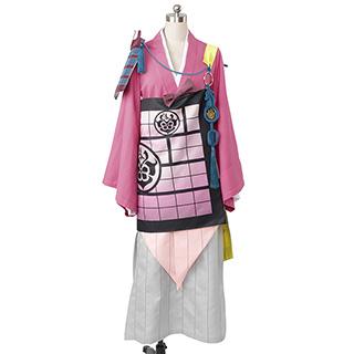 Touken Ranbu Online Souzasamonji Cosplay Costumes