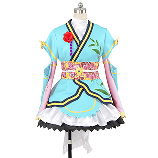 Love Live! The School Idol Movie Eli Ayase Cosplay Costumes