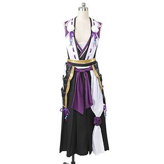 Touken Ranbu Online Tonbokiri Cosplay Costume