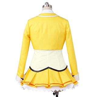 劇場版 ラブライブ! The School Idol Movie 星空凛 挿入歌SUNNY DAY SONG/?←HEARTBEAT  コスプレ衣装
