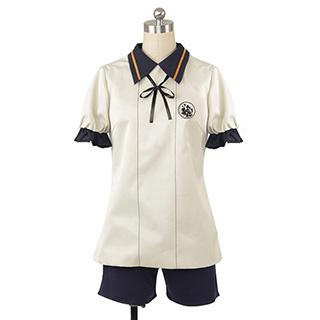 刀剣乱舞 短刀男士 乱藤四郎(みだれとうしろう)内番 コスプレ衣装