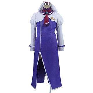 空戦魔導士候補生の教官 クロエ・セヴェニー コスプレ衣装