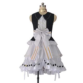 ツキウタ。 後半女神候補生 Seleas(セレアス) 11月 天童院椿(てんどういん つばき) コスプレ衣装