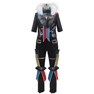 ケイオスドラゴン赤竜戦役  スァロゥ・クラツヴァーリ/スアロー  コスプレ衣装