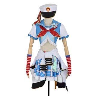 ラブライブ!スクフェス マリン編UR 矢澤にこ コスプレ衣装