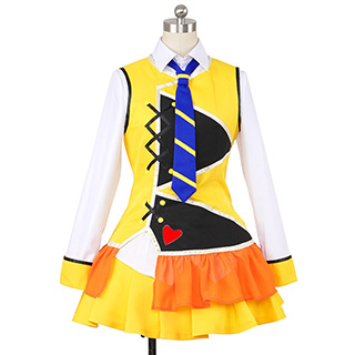 劇場版ラブライブ!挿入歌 「SUNNY DAY SONG/?←HEARTBEAT」西木野真姫  コスプレ衣装