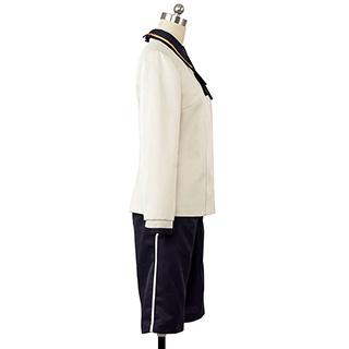 刀剣乱舞 短刀男士 厚藤四郎  内番 コスプレ衣装