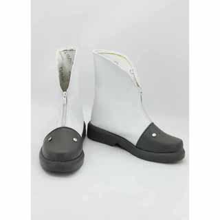 艦隊これくしょん -艦これ-  夕張(ゆうばり)低ヒール 合皮 ゴム底 コスプレ靴