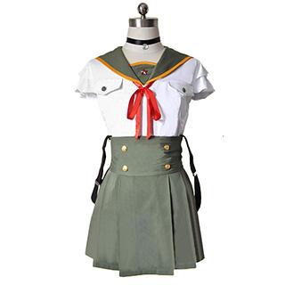 がっこうぐらし! 恵飛須沢胡桃(えびすざわ くるみ) コスプレ衣装