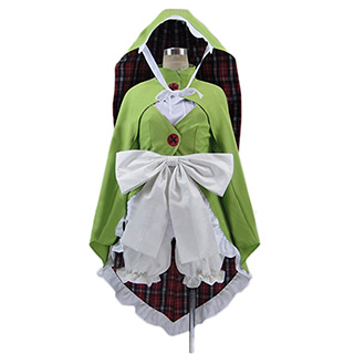 六花の勇者  チャモ・ロッソ コスプレ衣装