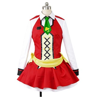 劇場版「ラブライブ! The School Idol Movie」 小泉花陽 コスプレ衣装