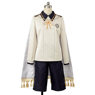 刀剣乱舞 短刀男士 前田藤四郎(まえだとうしろう)内番風 コスプレ衣装
