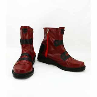 とある科学の超電磁砲 絹旗最愛 合皮 コスプレ  ブーツ