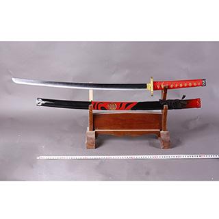 刀剣乱舞 打刀男士 宗三左文字(そうざさもんじ) 剣 コスプレ道具