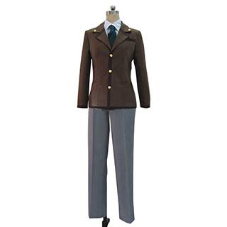 俺がお嬢様学校に「庶民サンプル」として拉致られた件 神楽坂公人(かぐらざか きみと)コスプレ衣装