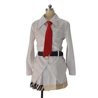 ツキウタ。 後半女神候補生 Seleas(セレアス) 8月 元宮祭莉(もとみや まつり) 制服 コスプレ衣装