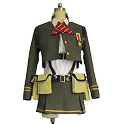 対魔導学園35試験小隊 鳳桜花(おおとり おうか) コスプレ衣装