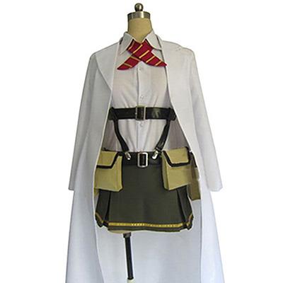 対魔導学園35試験小隊 杉波斑鳩(すぎなみ いかるが) コスプレ衣装