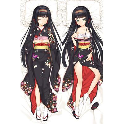 美少女万華鏡 蓮華(れんげ) 等身大抱き枕カバー、オリジナル抱き枕カバー、アニメ抱き枕