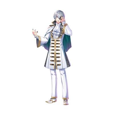 ◆5点限定・予約商品◆ 夢王国と眠れる100人の王子様 ギルバート コスプレ衣装