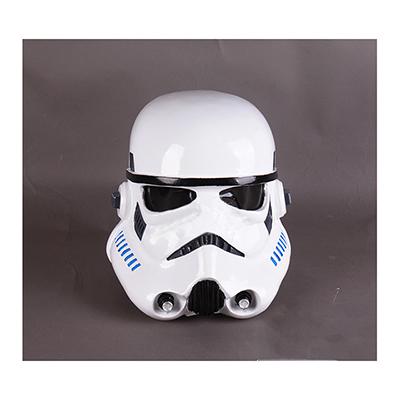 スター・ウォーズ/フォースの覚醒 白兵マスク コスプレ道具Ver.2