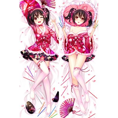 ラブライブ! 矢澤 にこ  等身大抱き枕カバー、オリジナル抱き枕カバー、アニメ抱き枕