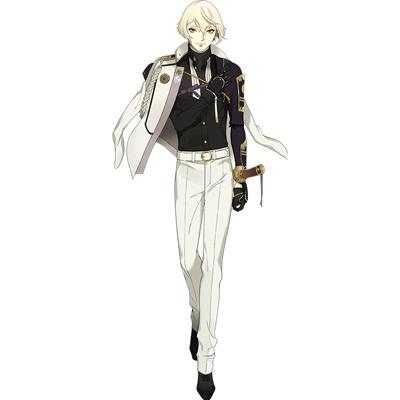 ◆5点限定・予約商品◆ 刀剣乱舞 髭切(ひげきり) 109番 コスプレ衣装