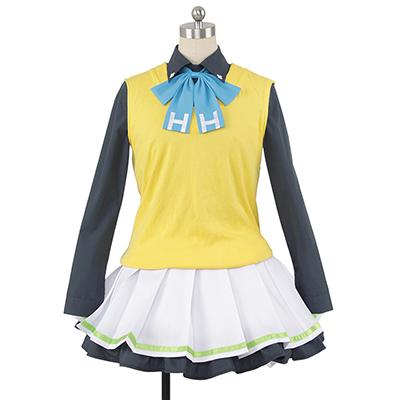 無彩限のファントム・ワールド 川神舞(かわかみ まい) コスプレ衣装