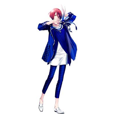 ◆5点限定・予約商品◆ B-PROJECT ゲーム 音済百太郎(おんざい ももたろう) コスプレ衣装