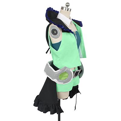 マクロスΔ  レイナ·フラウラー  コスプレ衣装