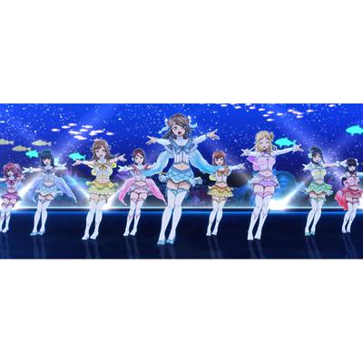 ◆10点限定・予約商品◆ ラブライブ! サンシャイン!! Aqours 2ndシングル 「恋になりたいAQUARIUM」 全員 コスプレ衣装