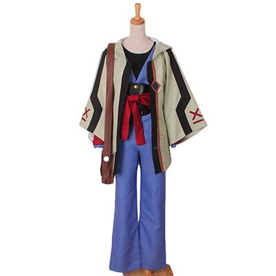 甲鉄城のカバネリ 生駒(いこま) コスプレ衣装
