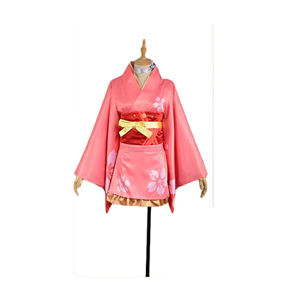 甲鉄城のカバネリ 無名(むめい) 和服 コスプレ衣装