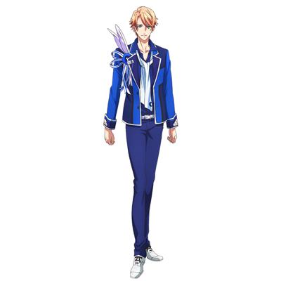 ◆5点限定・予約商品◆ B-PROJECT アニメ 鼓動アンビシャス MOONS 増長和南(ますなが かずな) コスプレ衣装