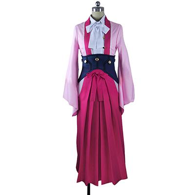 甲鉄城のカバネリ 四方川菖蒲(よもかわ あやめ) コスプレ衣装