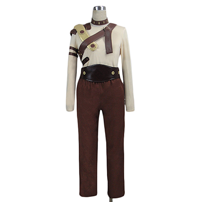 甲鉄城のカバネリ 生駒(いこま) 戦闘服 コスプレ衣装