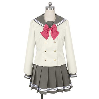 ラブライブ! サンシャイン!! 2年生 高海千歌(たかみちか) 浦の星女学院 コスプレ衣装