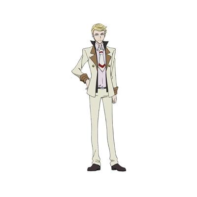 ◆5点限定・予約商品◆ 文豪ストレイドッグス フランシス・F コスプレ衣装
