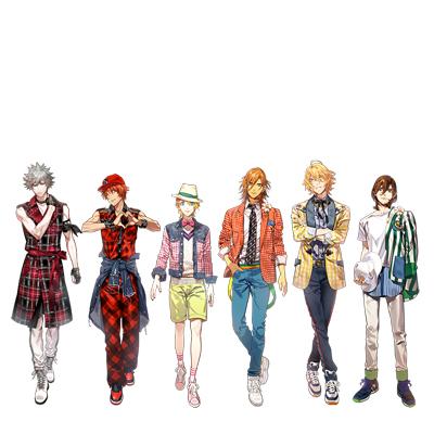 ◆10点限定・予約商品◆ うたの プリンスさまっ Shining Dream Festa DAY DREAM 全員 コスプレ衣装
