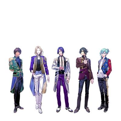 ◆10点限定・予約商品◆ うたの プリンスさまっ Shining Dream Festa NIGHT DREAM 全員 コスプレ衣装