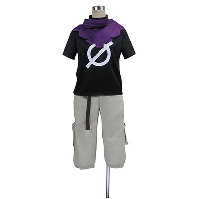 双星の陰陽師 斑鳩士門(いかるが しもん) コスプレ衣装