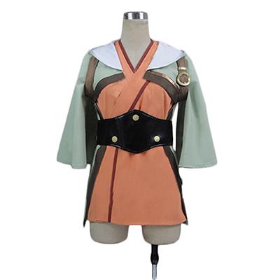 甲鉄城のカバネリ 鰍(かじか) コスプレ衣装