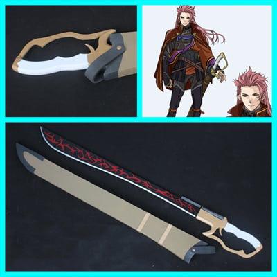 甲鉄城のカバネリ 美馬(びば) 剣 コスプレ道具