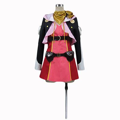 テイルズ オブ ゼスティリア(TALES OF ZESTIRIA) ロゼ コスプレ衣装