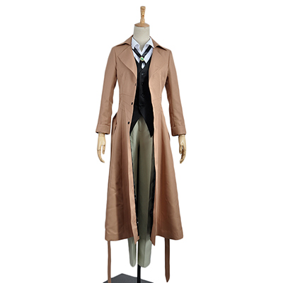 文豪ストレイドッグス 太宰治(だざい おさむ) コスプレ衣装