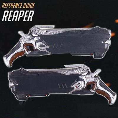 オーバーウォッチ ブリーチ (BLEACH) 道具拳銃 コスプレ道具