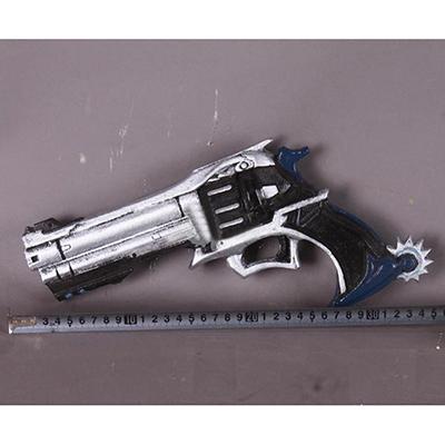オーバーウォッチ マクリー (McCree)  道具拳銃  コスプレ道具