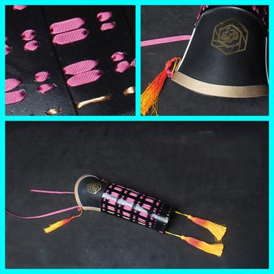 刀剣乱舞 亀甲貞宗(きっこうさだむね)肩鎧 コスプレ道具