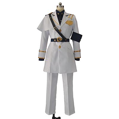 ツキウタ。 神無月郁(かんなづき いく) 軍服 コスプレ衣装